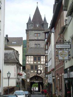 Bacharach, Rhinen, Rheintal, romertid, middelalder, Unescos liste over Verdensarven, Vest-Tyskland