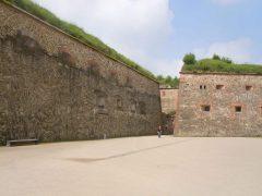 Koblenz, Festung Ehrenbreitstein, Deutsches Eck, Mosel, Rhinen, Rheintal, romertid, middelalder, Unescos liste over Verdensarven, Vest-Tyskland
