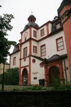 Koblenz, Mittelrhein Museum, Deutsches Eck, Mosel, Rhinen, Rheintal, romertid, middelalder, Unescos liste over Verdensarven, Vest-Tyskland