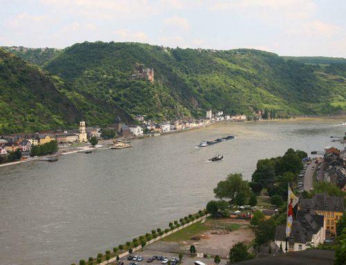 Rhindalen fra Koblenz til Rüdesheim