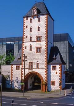 Mainz, Brückentor, Gutenberg, Worms, Speyer, Dom St. Martin, Kaiser, Kurfyrster, Moguntiacum, romertid middelalder, renessanse, barokk, Rhinen, Tyskland