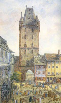 Mainz - Landesmuseum Mainz, Gutenberg, Worms, Speyer, Dom St. Martin, Kaiser, Kurfyrster, Moguntiacum, romertid middelalder, renessanse, barokk, Rhinen, Tyskland