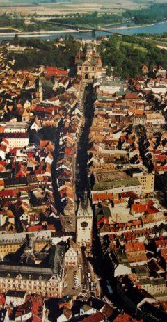 Speyer, Altstadt, Unescos liste over Verdenarven, Rhinen, Kaiserdom, jødenes Shphira, middelalder, Vest-Tyskland