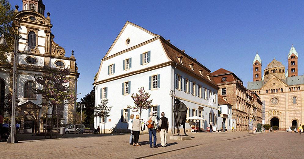 Speyer, ReisDit.no