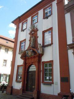 Heidelberg, gamle universitet Altstadt, Marktplatz, Alte Brücke, Neckar, Schloss Heidelberg, Unescos liste over Verdensarven, Baden-Württemberg, Sør-Tyskland