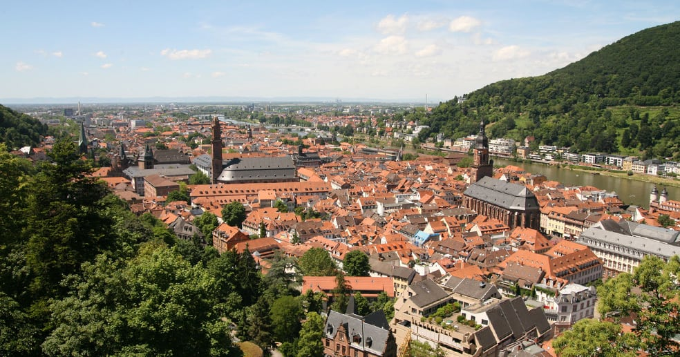 Heidelberg, ReisDit.no