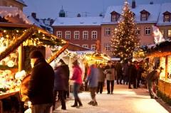 Bamberg, julemarked, Weihnachtsmarkt, Unescos liste over Verdensarven, Unesco, Tyskland