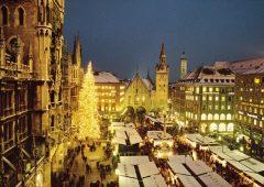 München, julemarked, Weihnachtsmarkt, Unescos liste over Verdensarven, Unesco, Tyskland