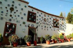 Granada, Barrio del Sacromonte, Alhambra, Generalife, Barrio del Albaicín, Bib-Rambla, Plaza Nueva, Capilla Real, Santa Ana, San Nicholas, San Miguel de Bajo, Unescos liste over Verdensarven, Andalucia, Spania
