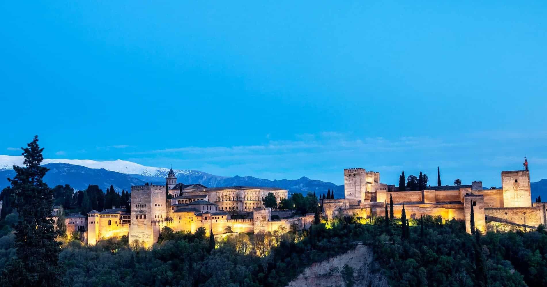 Granada, ReisDit.no