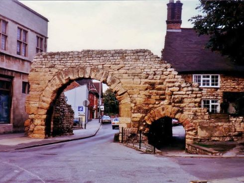 Lincoln, Newport Arch, Bailgate, Castle Hill, Lincoln Cathedral, Minster, England, Brayford Pool, romertid, middelalder, Castle Hill, Magna Carta, Steep Hill, early british gothic