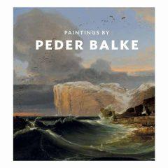 Omslaget til boken om Peder Balke, som the National Gallery utgitt i forbindelse med utstillingen. Boken kan bestilles på museets hjemmeside, som du finner link til, til høyre.