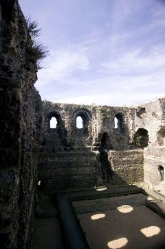 Canterbury, Norman Castle Cathedral, West gate, Christ Church Gate, Minster, Thomas Beckett, England, River Stour, The Weavers, romertid, middelalder, early british gothic, Storbritannia