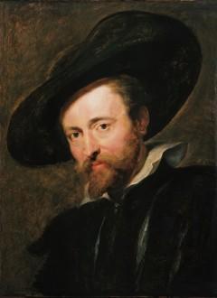 Selvportrett fra 1628-30. Rubenshuis, Antwerpen