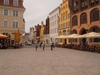 Wulframhaus, Alter Markt, Stralsund, Unescos liste over Verdensarven