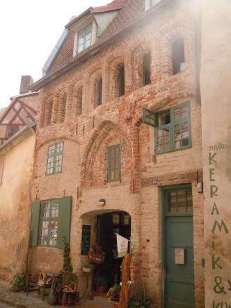 Middelalder, Stralsund, Nord-Tyskland