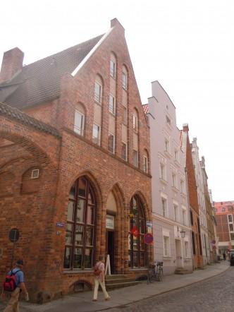 Stralsund, Giebelhaus, Unesco, Nord-Tyskland