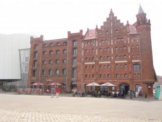 Bryggen, Speichers, Stralsund, Unesco, Nord-Tyskland