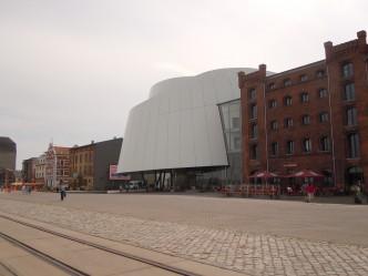 Ozeaneum inneholder et flott akvarium, Stralsund