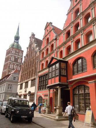 Strasund, middelalder, Unesco, Nord-Tyskland