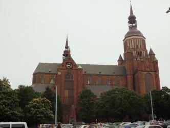St. Marien-Kirche, Stralsund, Unesco, Nord-Tyskland