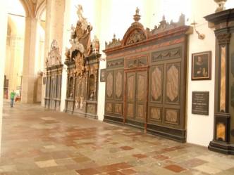 St. Marien-Kirche, sidealtere, Unesco, Stralsund, Nord-Tyskland