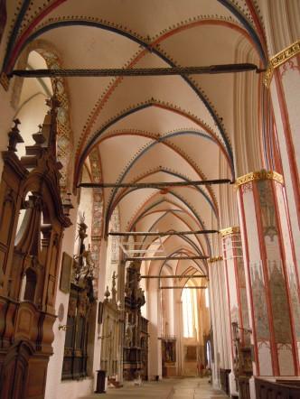 St. Nikolai-Kirche, Stralsund, Unesco, Nord-Tyskland