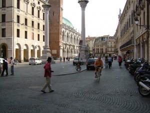 Vicenza, Nord-Italia, Palladio, Castello, Unescos liste over verdensarven