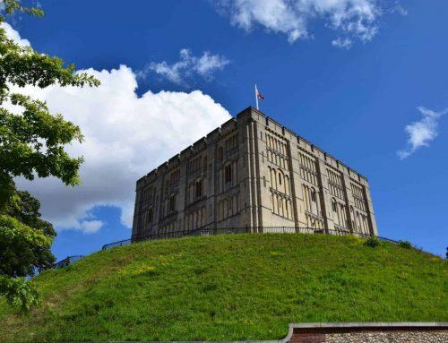 33 dager på 2 hjul – del 3: Norwich
