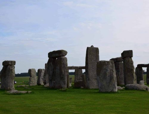 33 dager på 2 hjul – del 7: Stonehenge og Oxford