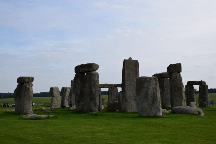 Det 3.600 år gamle Stonehenge gjør inntrykk. Foto: © ReisDit.no