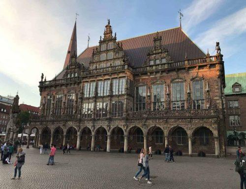 33 dager på 2 hjul – del 1: Bremen og Münster