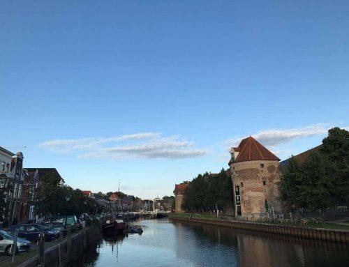 33 dager på 2 hjul – del 2: Zwolle ogDelft
