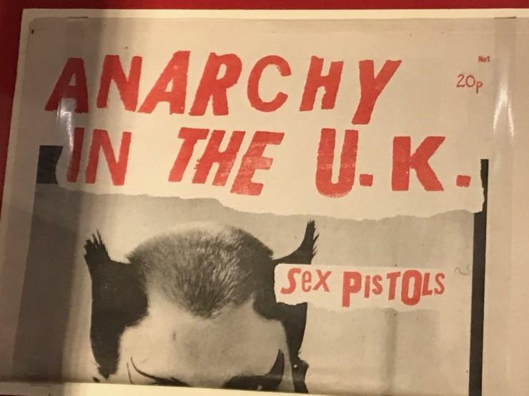 Plakat i Norwich Museum Brideswell. Foto: © ReisDit.no