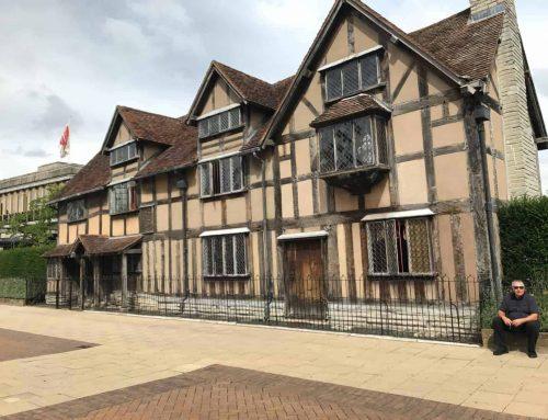 33 dager på 2 hjul – del 5: Stratford upon Avon og Cotswolds