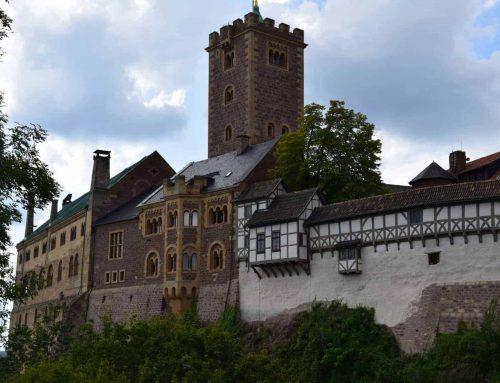 33 dager på 2 hjul – del 9: Limburg an der Lahn og Eisenach