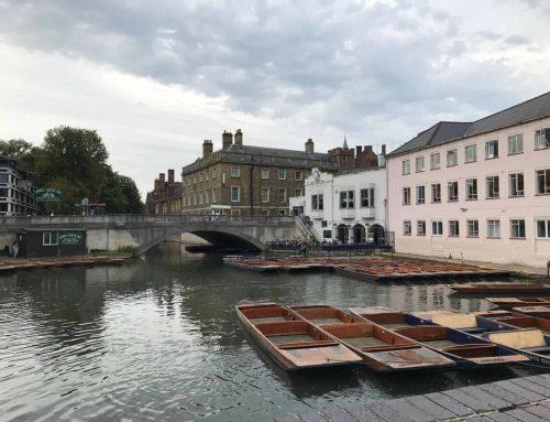 33 dager på 2 hjul – del 8: Cambridge