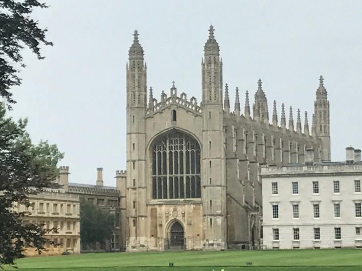 King's College Chapel er en opplevelse. Foto: © ReisDit.no