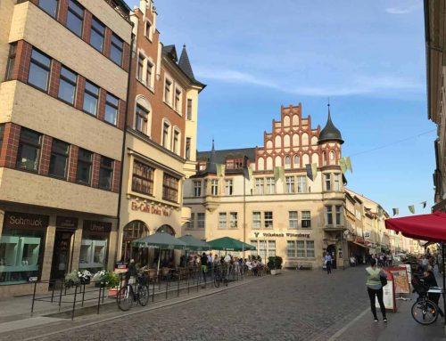 33 dager på 2 hjul – del 11: Wittenberg, Celle, Lübeck oghjem