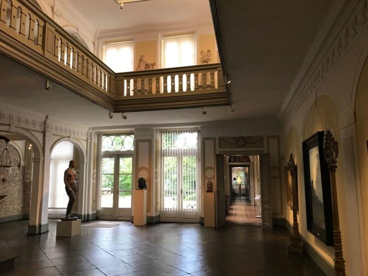 Museum Behnhaus-Drägerhaus har malerier av Edvard Munch i sin samling. Foto: © ReisDit.no