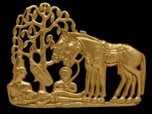 Skyterne var krigere som var sterkt knyttet til hestene sine.