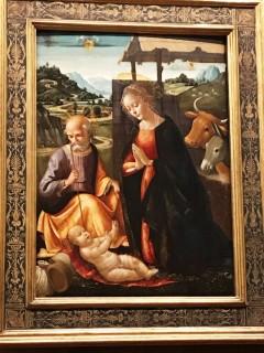 Renessansemaleren Domenico Ghirlandaio er representert i Fitzwilliam Museum. Foto: © ReisDit.no