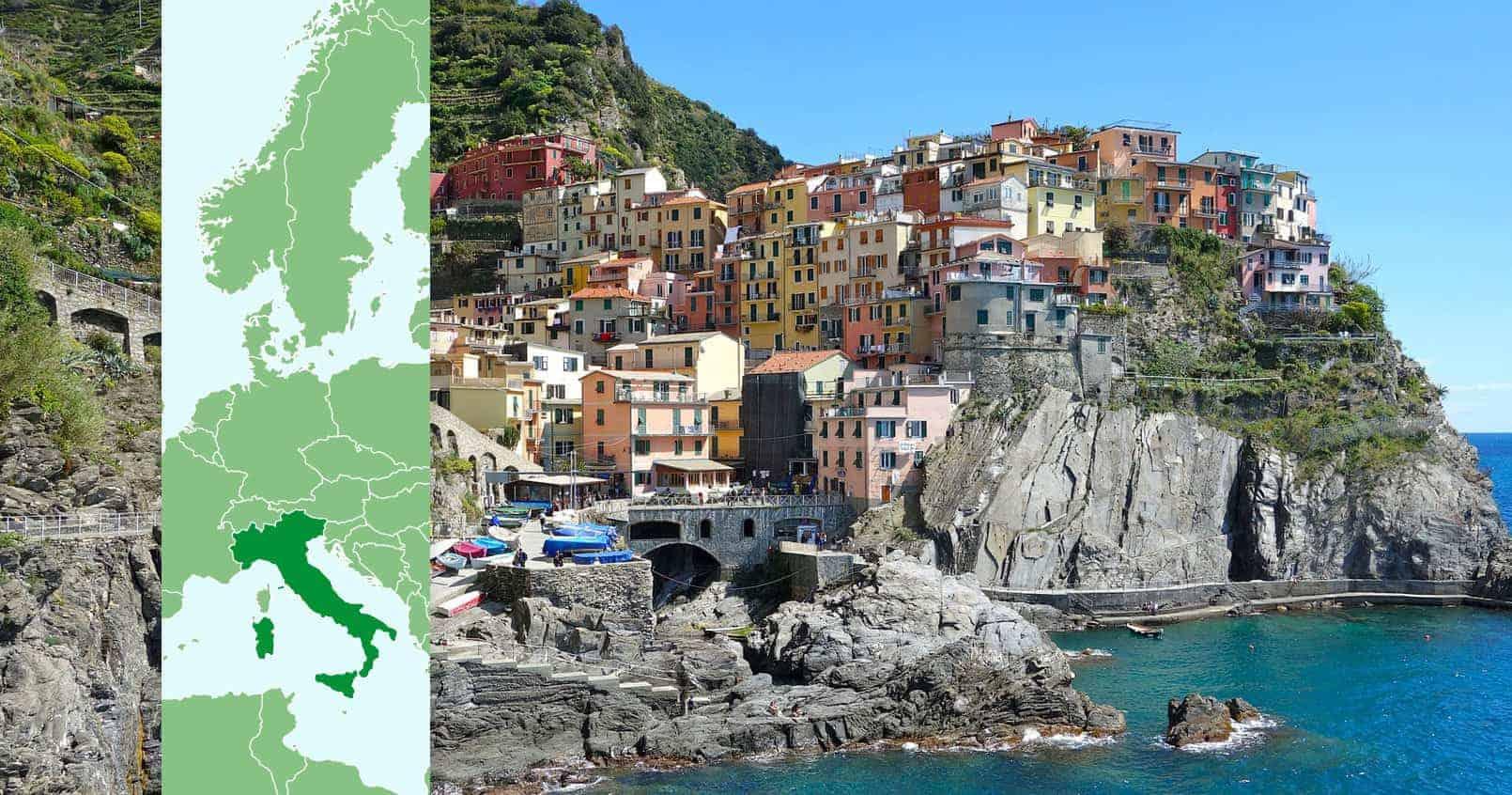Italia reisdit.no