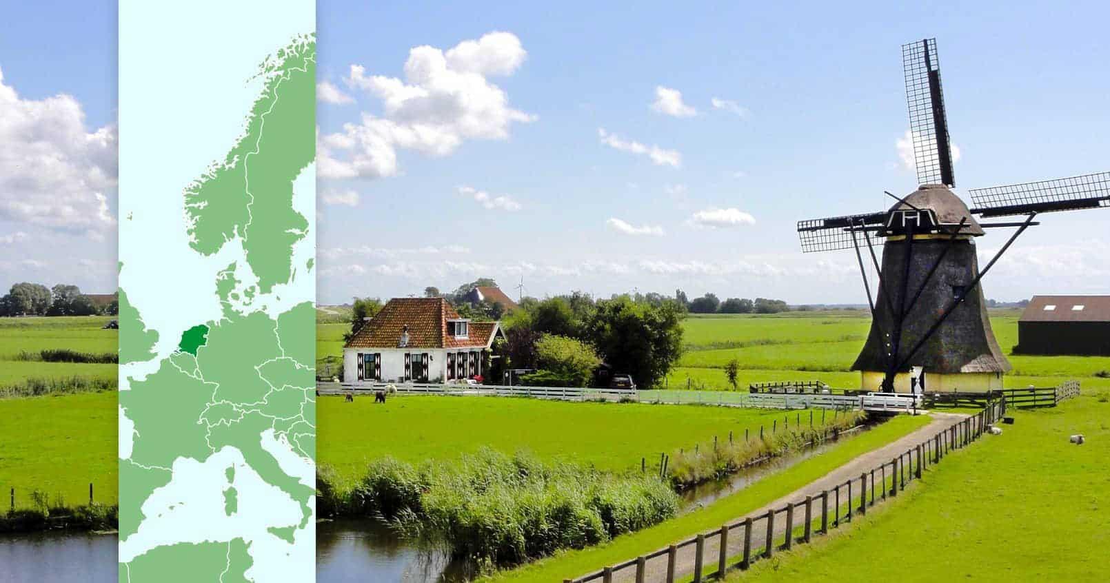 Nederland, ReisDit.no