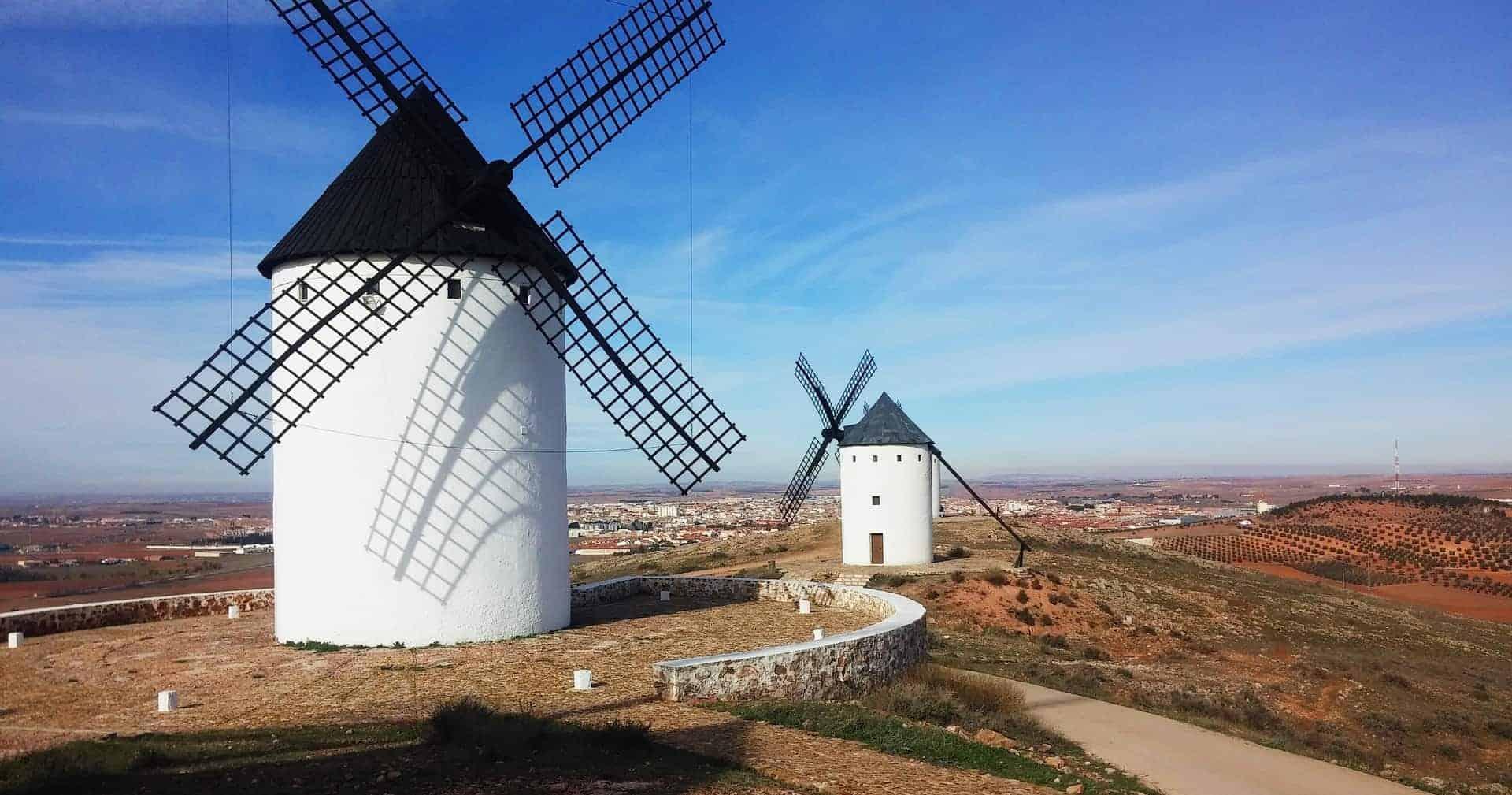 Madrid og innlandet, ReisDit.no