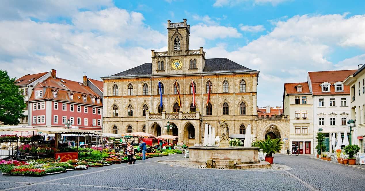 Weimar, ReisDit.no