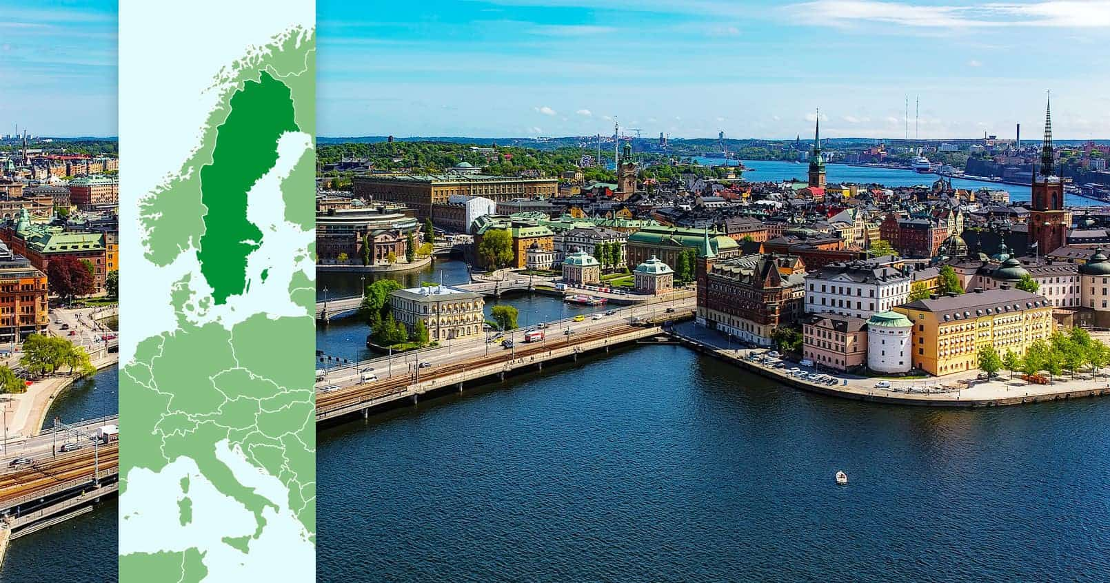 Sverige, ReisDit.no