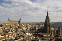 Alcazar, katedralen, Toledo, Unescos liste over Verdensarven, Castilla-La Mancha, Midt-Spania, Madrid og innlandet, Spania