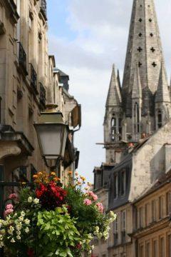Caen, bindingsverk, Vieux Ville, Unescos liste over Verdensarven, Normandie, Vest-Frankrike, Frankrike