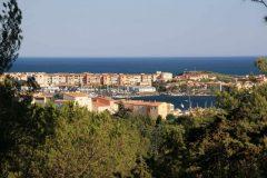Cap d'Agde, middelalder, Sør-Frankrike, Frankrike